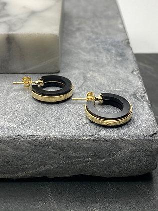 acetate earrings #5