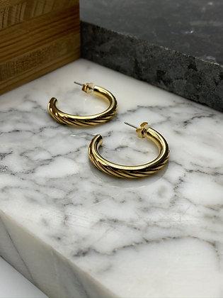 hoop earrings #7