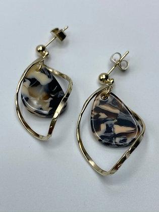 drop earrings #5