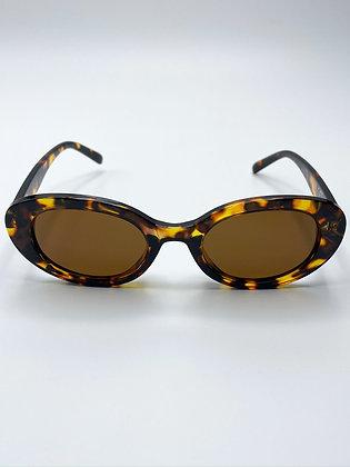 oval lenses sunglasses #2