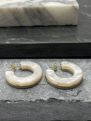 acetate earrings #13