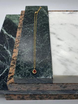 stone necklace #2