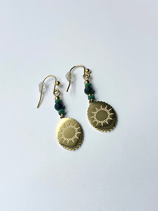 drop earrings #71