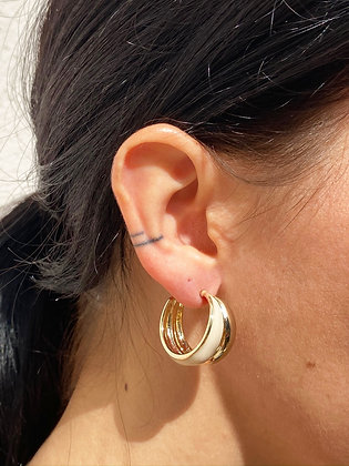 acetate earrings #2