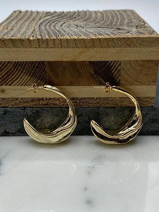 hoop earrings #14