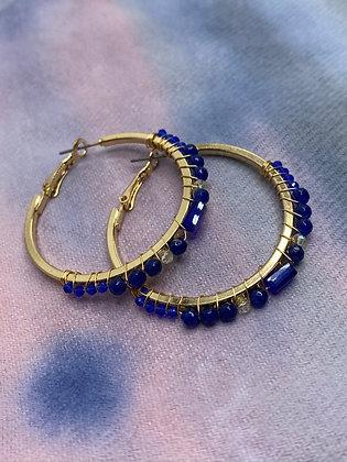 hoop earrings #18