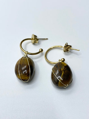 drop earrings #55
