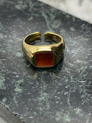 acetate ring #1