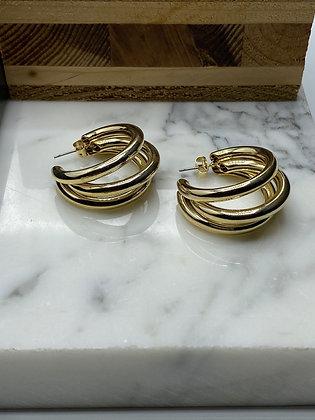 hoop earrings #11