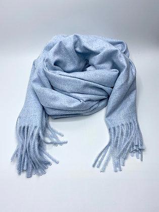 fringed blanket scarf #5