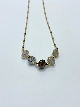 stone necklace #5