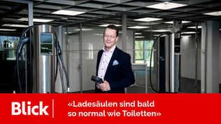 «Ladesäulen sind bald so normal wie Toiletten»