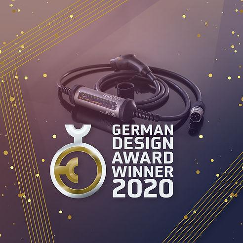 Juice Booster 2 German Design Award Winner 2020
