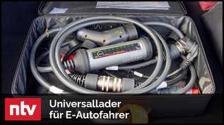 Universallader für E-Autofahrer