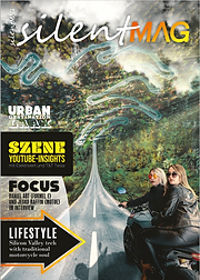 silentMAG Cover