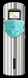 Juice Charger 2 mit Schutzmaske