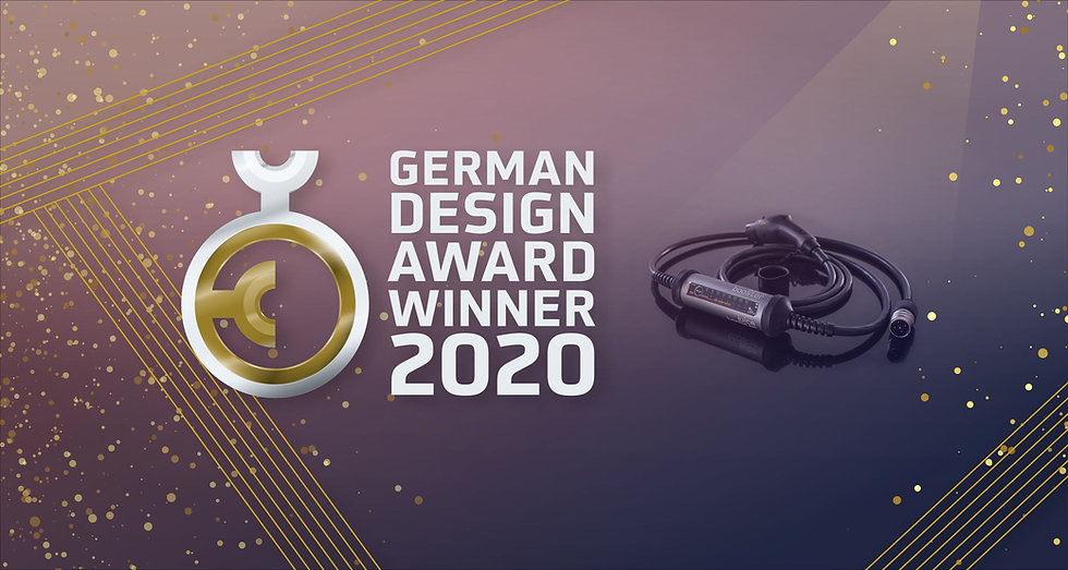 German Design Award Winner 2020 Juice Booster 2