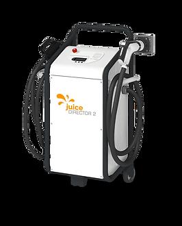 Juice Director 2 DC Schnellladstation für Elektroautos