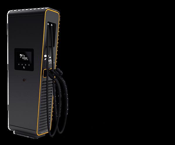 Juice Ultra DC Schnellladestation Elektroladesäule für den öffentlichen Raum