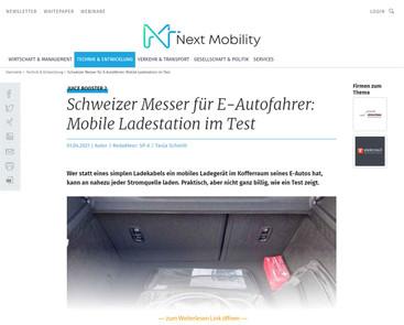 Next Mobility