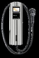 Juice Charger 2 Elektroauto Wallbox mit Display