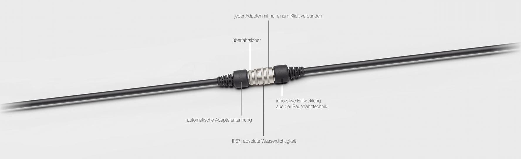 Juice Connector Ladekabel für Elektroautos