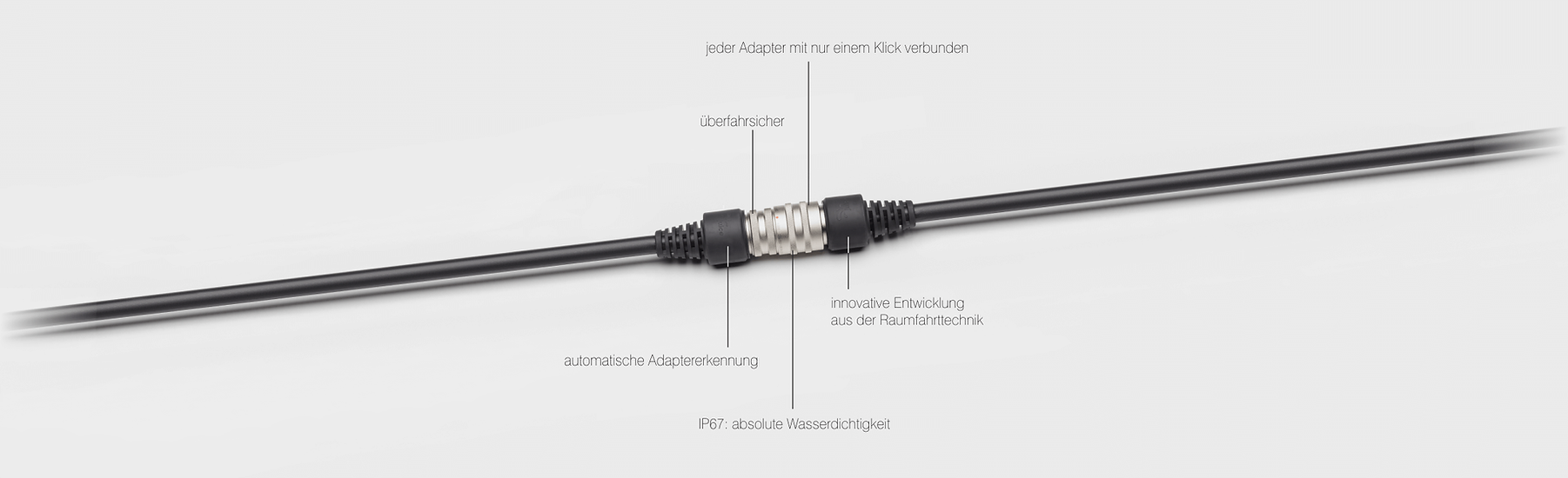 Eigenschaften des JUICE CONNECTOR (ICCB) (ICCPD) Elektroauto Ladekabel Ladestation