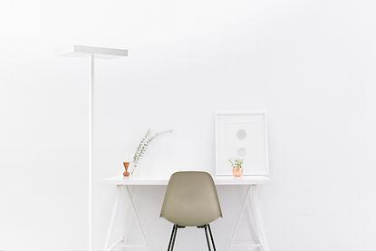 ZYXX Lampe Bürolampe weiss