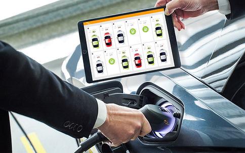 Lastmanagement für Elektrofahrzeuge