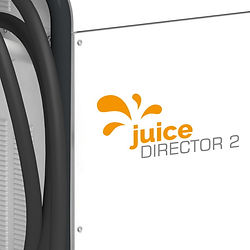Juice Director 2 mit Logo