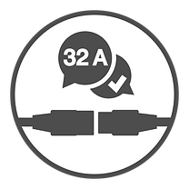 Juice Connector Adaptererkennungs Icon