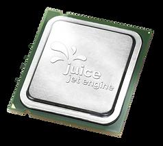 Juice Jet Engine Hard- und Softwarekern Ladetechnologie