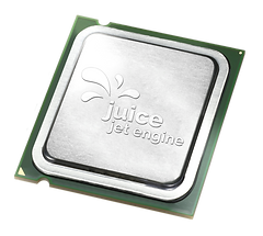 Juice Jet Engine Hard- und Softwarekern Ladetechnologie