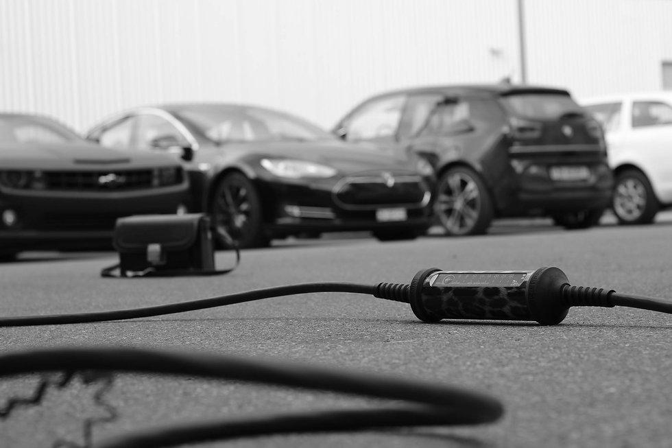 Juice Booster 2 Ladestation für Elektrofahrzeuge