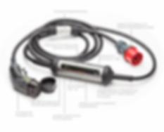 Eigenschaften des JUICE BOOSTER 2 (ICCB) (ICCPD) Elektroauto Ladestation
