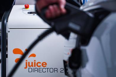 JUICE DIRECTOR 2 DC Schnellladestation