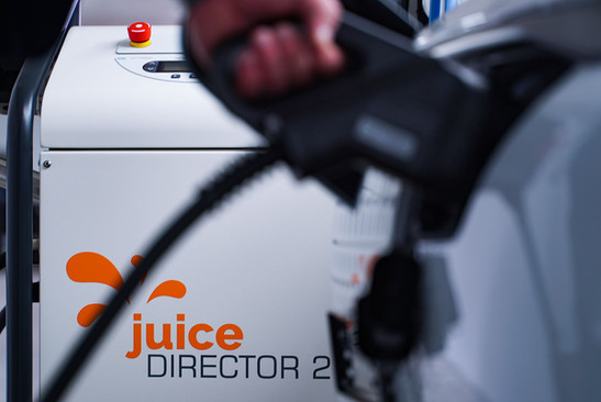 JUICE DIRECTOR 2 DC Schnellladestation
