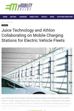 eMobility Online