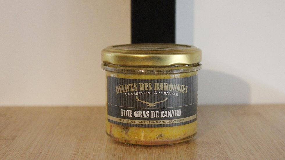 Foie gras de canard 90g
