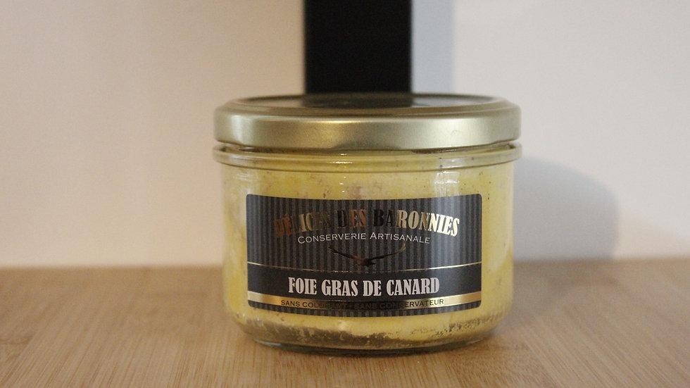Foie gras de canard 190g