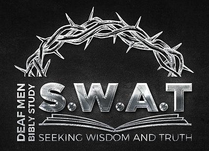 SWAT silver logo