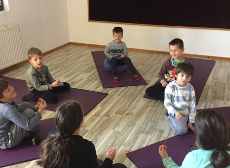 Yoga per femije