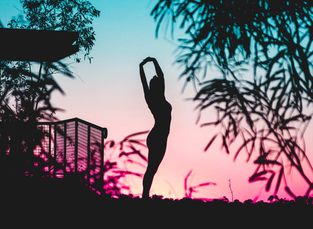 Yoga dhe humbja ne peshe