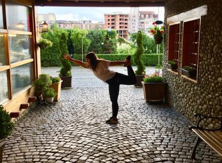 Stilet e yogas