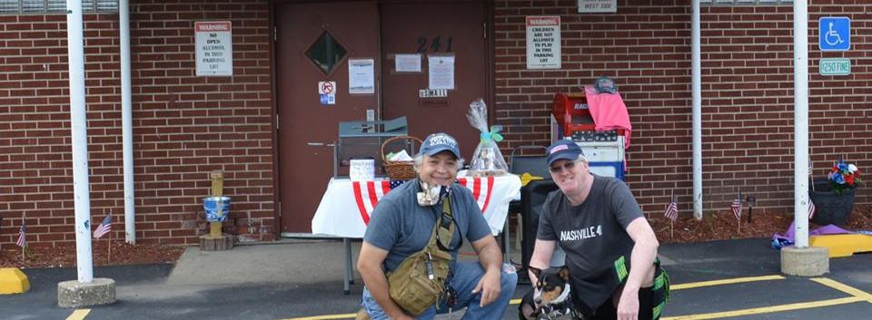 K9 for Veterans Food Drive May 2020