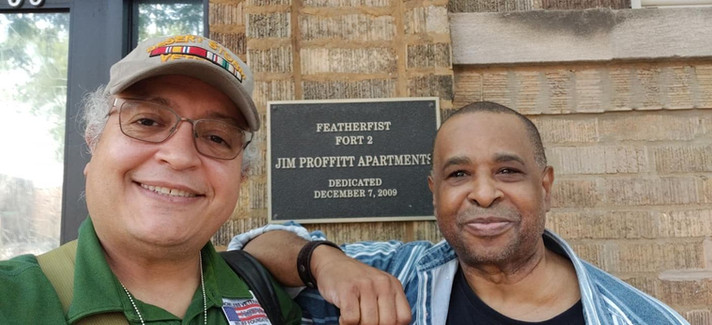 Anthony Brown and Mike at Feather Fist Fort 2.jpg