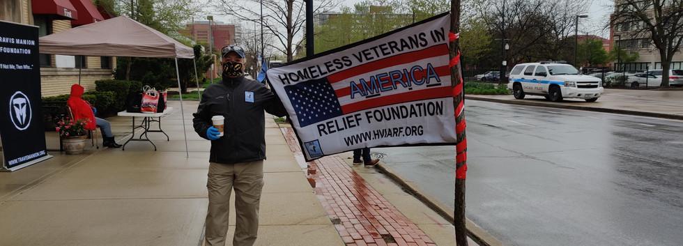 Veterans Food Pantry 5/6/20