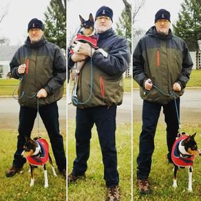 Patrick & Ziggy (Service Dog)