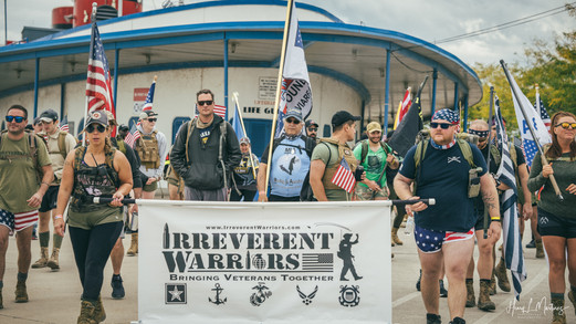 Irreverent Warriors Silkies March 2020