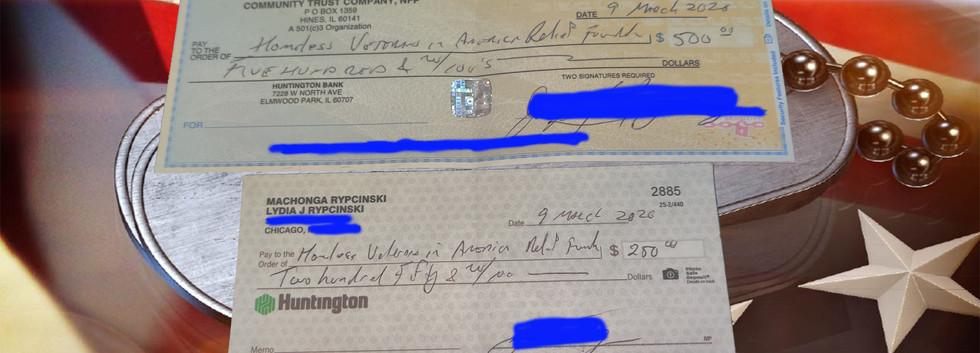 American Vets CTC NFP/Rypcinski donations